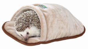 ハリネズミのふんわり包み込むベッド